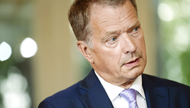 Собачка руководителя Финляндии стала звездой интернета
