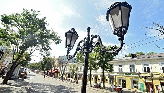 Города мира. Одесса. Архивное фото