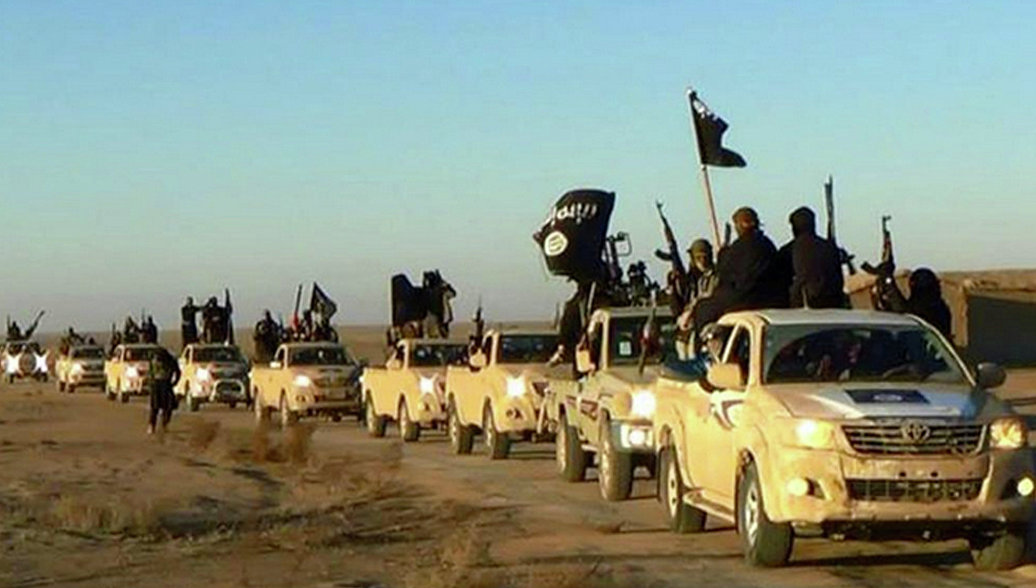 ВС Сирии: прибывшие из Турции самолеты вывезли 500 боевиков ИГ