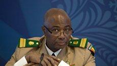 Генеральный секретарь CISM, полковник Дорах Мамби Коита. Архивное фото