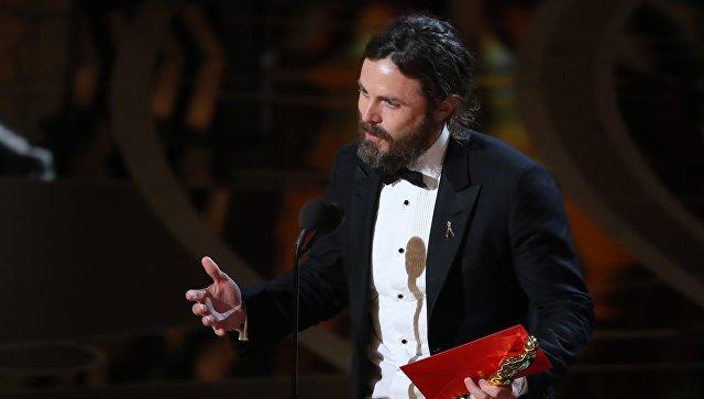 Кейси Аффлек стал обладателем премии «Оскар» как лучший артист