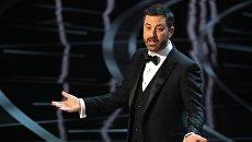 Джимми Киммел на церемонии Оскар