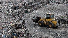 Полигон отходов Кучино. Архивное фото