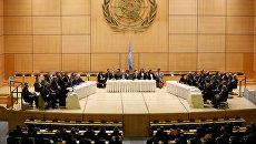 Межсирийские переговоры в Женеве. Архивное фото