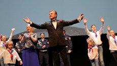 Народный артист России Лев Лещенко
