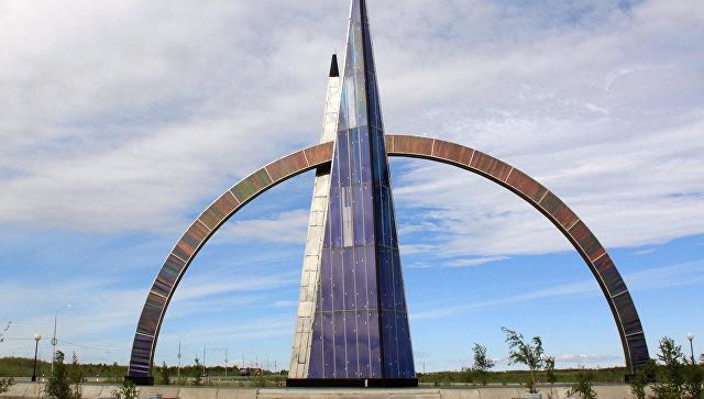 Регионы России. Салехард. Архивное фото