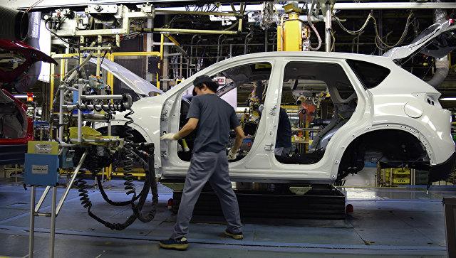 Больше 12 тыс. авто Мазда отзывают в Российской Федерации из-за дефектов
