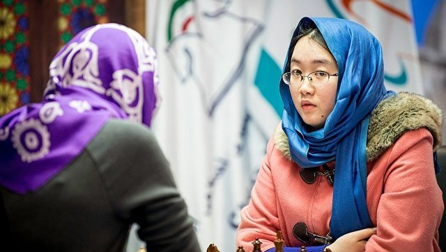 Чемпионкой мира пошахматам стала китаянка Тань Чжунъи