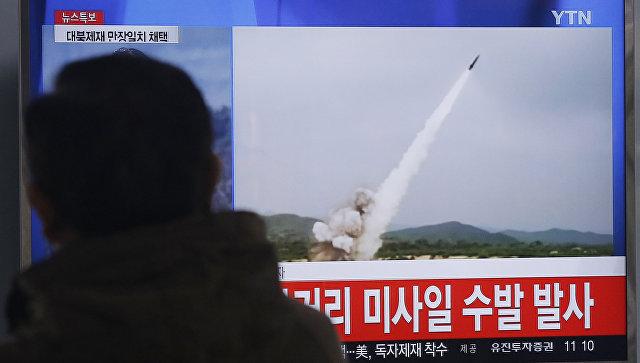 КНДР готовится показать американский удар посвоим ракетным иядерным объектам