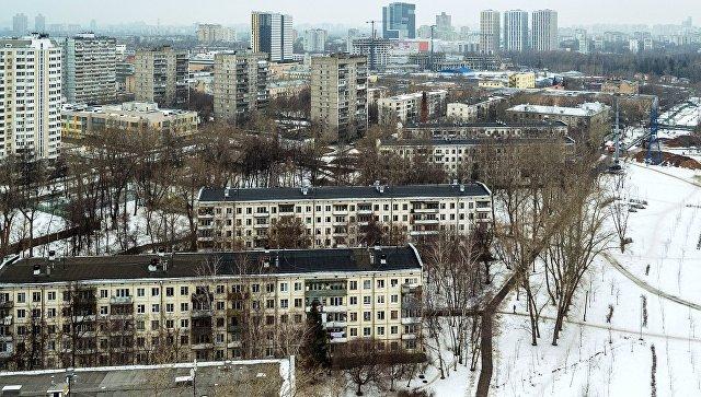 В Москве определили серии пятиэтажек, которые первыми пойдут под снос