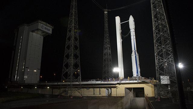 Ракета Vega вывела наорбиту спутник минобороны Италии