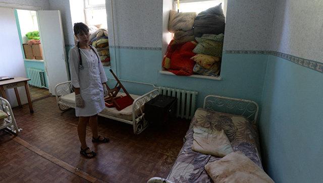 Президент Красного Креста прибыл вДонбасс