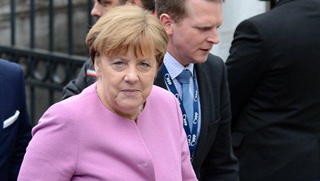 Что городит Меркель? О каком прекращении переговоров между Евросоюзом и Анкарой? (ЕС новости)