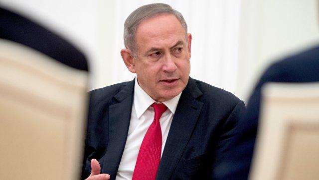 Нетаньяху анонсировал установление дипотношений с неназванной страной