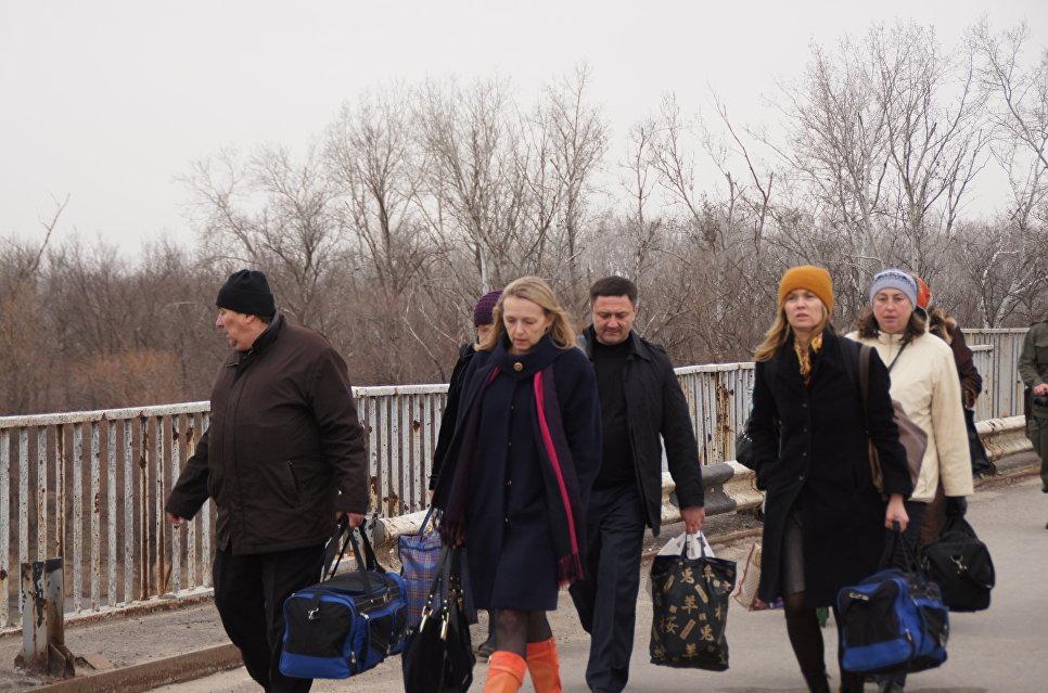 В «ЛНР» сообщили, что вЛуганск прибыли родственники пленных бойцов ВСУ