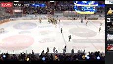 Норвежские хоккеисты провели самый долгий матч в истории