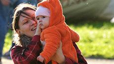 Путин призвал не ослаблять внимание к детской и материнской смертности