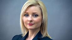 Директор департамента организационного развития Минкомсвязи Ирина Лаптева. Архивное фото