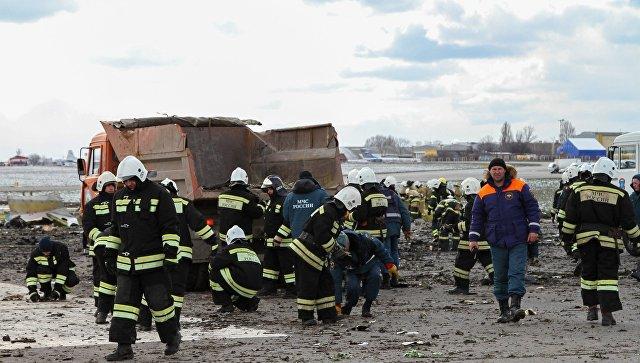 Вростовском аэропорту откроют монумент  жертвам авиакатастрофы flyDubai
