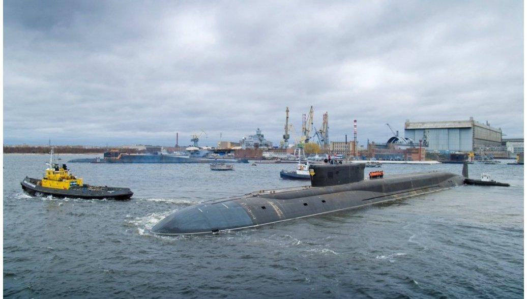 Подлодки Тихоокеанского флота перевооружат с«Гранита» на«Калибр»