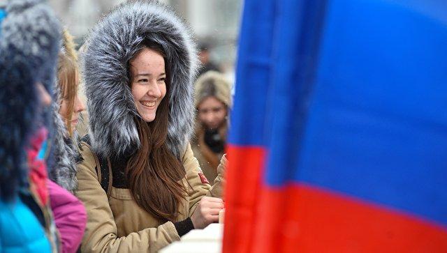 Россияне. Архивное фото