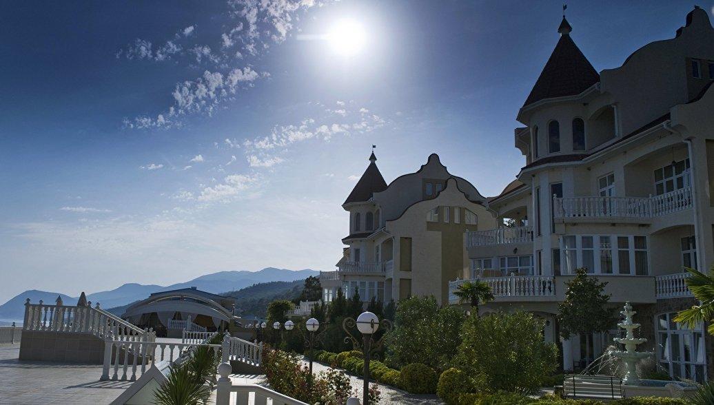 Отдых в отелях Крыма