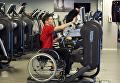 Программа фонда позволяет инвалидам заниматься совместно и наравне со здоровыми людьми