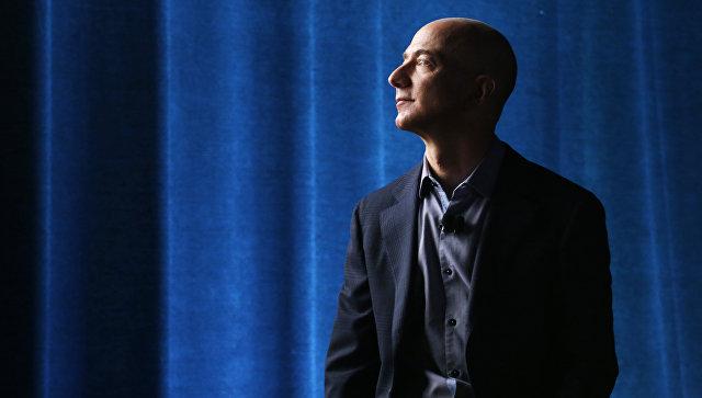 Основатель Amazon Джефф Безос стал самым богатым человеком вмире