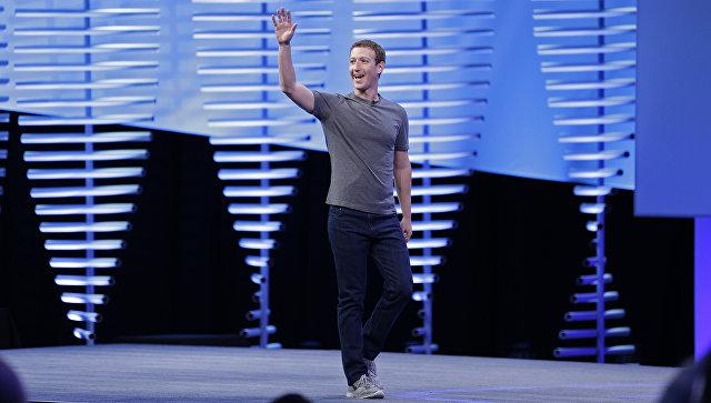 Фейсбук передаст съезду данные о«российском вмешательстве»