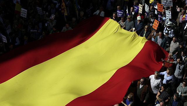 Министр обороны Испании заверила, что в Каталонии не будет референдума