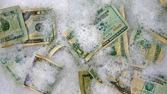 Через английские были «отмыты» практически 740 млн долларов из Российской Федерации