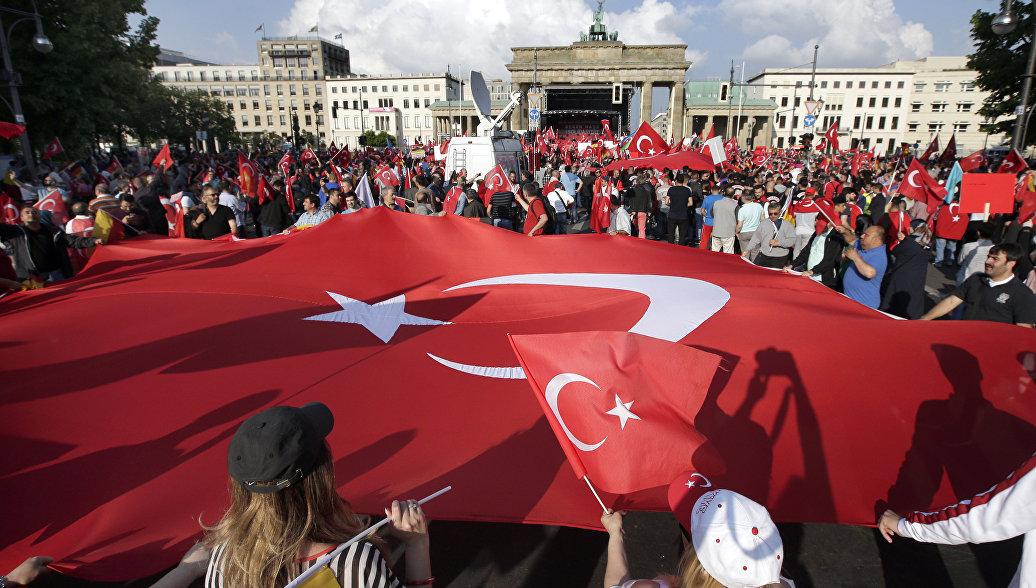 В ПСР заявили, что признание геноцида нанесло ущерб отношениям ФРГ и Турции