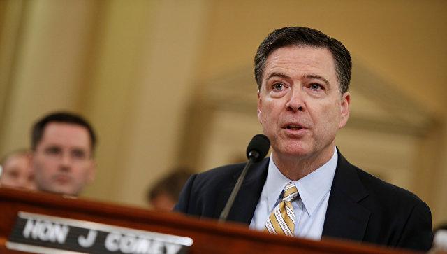 Руководитель ФБР хотел разместить отчет о«влиянии России» довыборов
