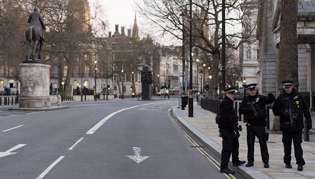 СМИ: лондонский террорист хранил карты Вестминстерского моста