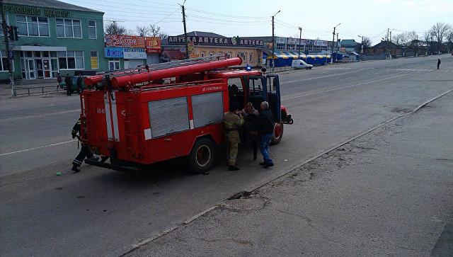При детонации боеприпасов на складе под Харьковом погибла женщина