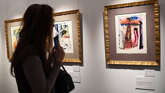 В полицию поступило заявление о повреждении картины Дали в галерее на Урале