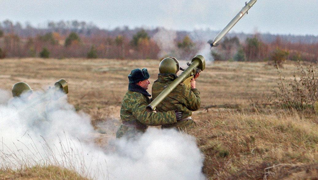 Киев прекращает обмен данными по ПЗРК с Москвой