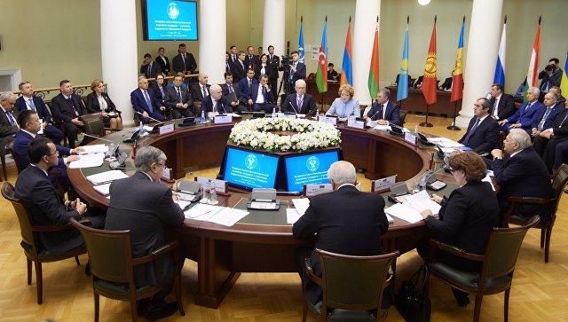 Володин призвалПА ОБСЕ дать оценку погромам русских банков вгосударстве Украина