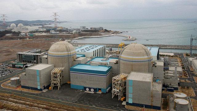 Южнокорейский реактор АЭС «Кори» закончил работу из-за поломки
