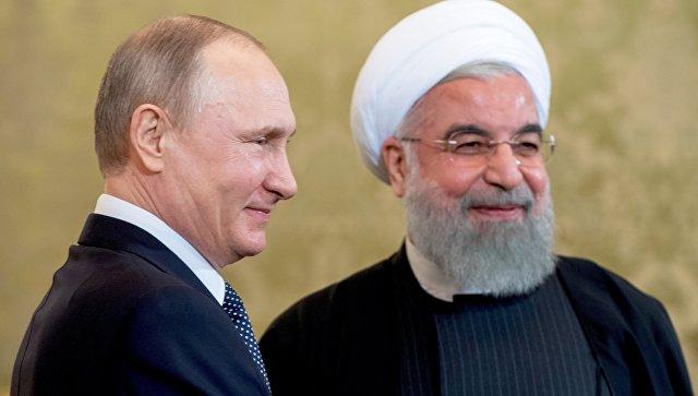 Визит Роухани: Россия и Иран продвигаются к стратегическому партнерству