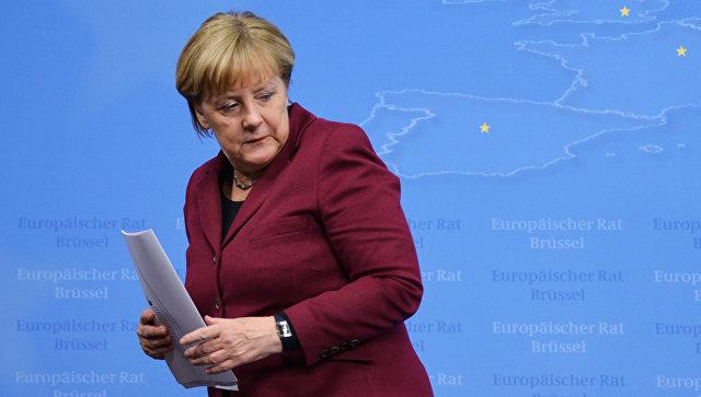 Меркель: ЕС продолжит сотрудничать с Британией в борьбе с терроризмом