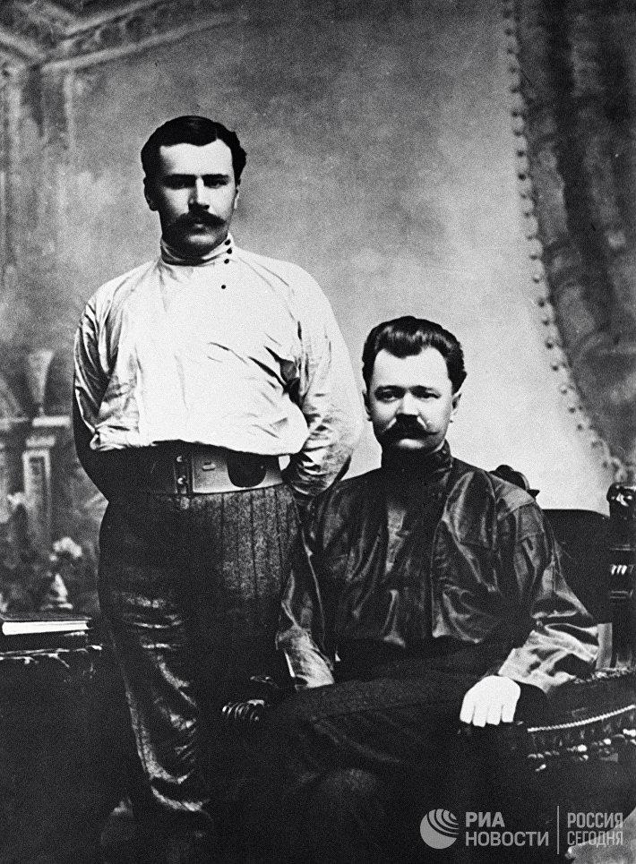 Так выглядели московские рабочие в 1917 году