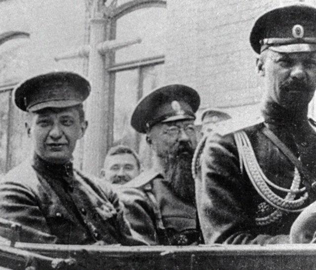 Александр Федорович Керенский, министр-председатель Временного правительства