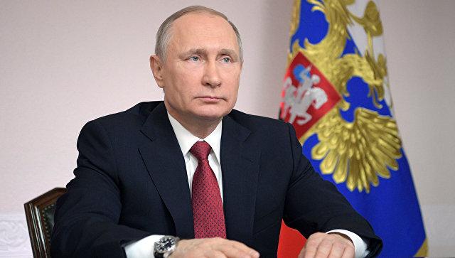 Песков поведал о«прямой линии» В. Путина