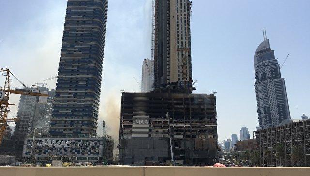 В Дубае хотят заменить обшивку небоскребов из-за повторяющихся пожаров