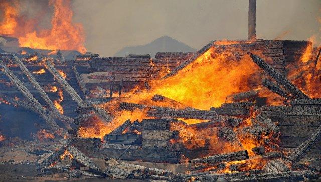 Забайкалью выделили более 800 тысяч рублей на покрытие расходов от пожаров