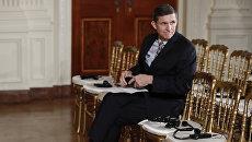 Советник президента США по национальной безопасности Майкл Флинн. Архивное фото