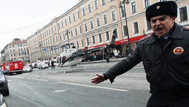 На 2-х станциях метро в северной столице прогремели взрывы— погибли 10 человек