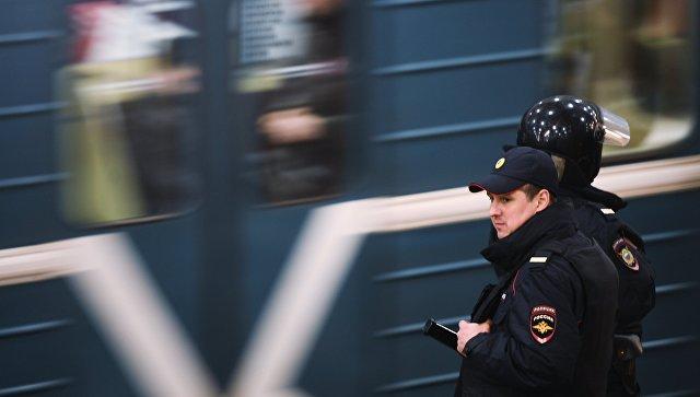 В московском метро усилили меры безопасности. Архивное фото