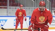 Игрок сборной России Александр Овечкин. Архивное фото